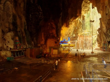 Kuil di dalam Batu Cave