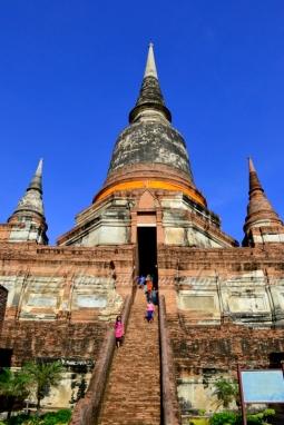 wat yai chaimongkhol ayutthaya